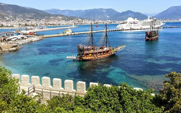 Image result for Alanya Sea Excursions