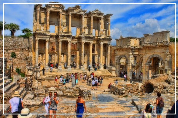 Ephesus private tours with local guides