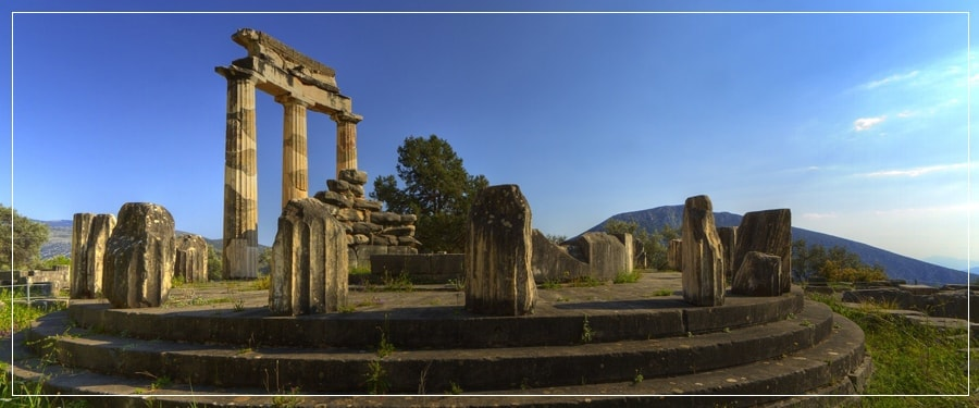 Athens Port Tours (Shore Excursions) : Private Tour to Arachova, The Temple of Apollo, The Archaeological Site of Delphi