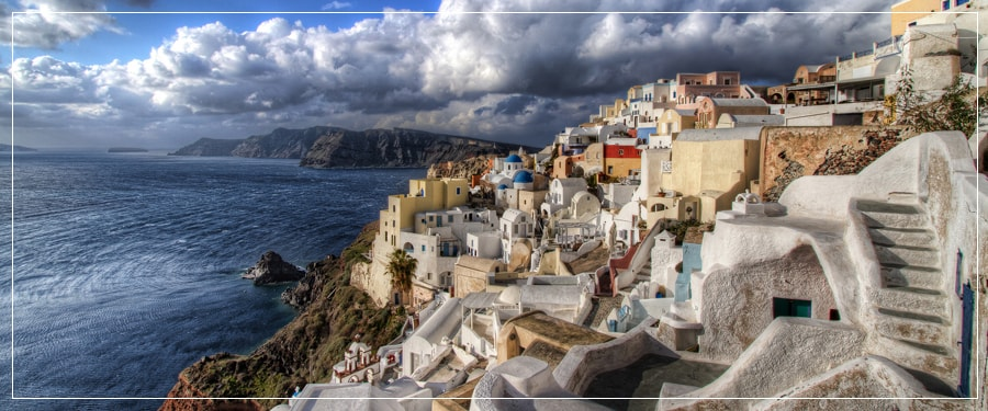Santorini Port Tours (Shore Excursions) : Private Tour to Akrotiri Excavation, Oia Village, Fira Town