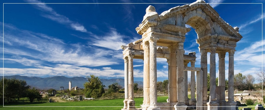 Pamukkale Tours : Pamukkale & Aphrodisias Tour from/to Kusadasi or Selcuk