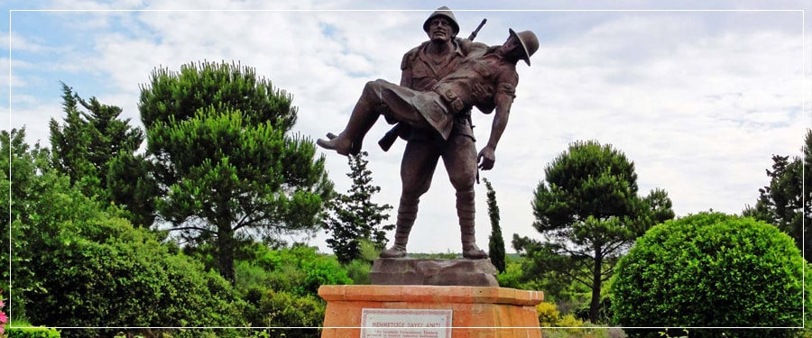 Canakkale Port Tours (Shore Excursions) : Private Tour to Gallipoli, Battlefield Area